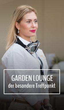 Garden Lounge VIP Treffpunkt