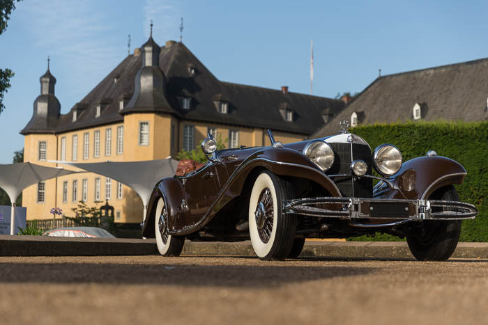 Mercedes Benz 500 K Special Roadster