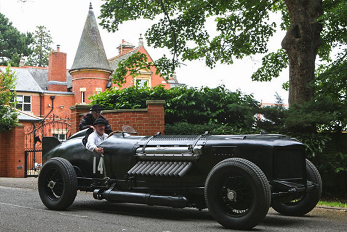 Bentley Special Mavis