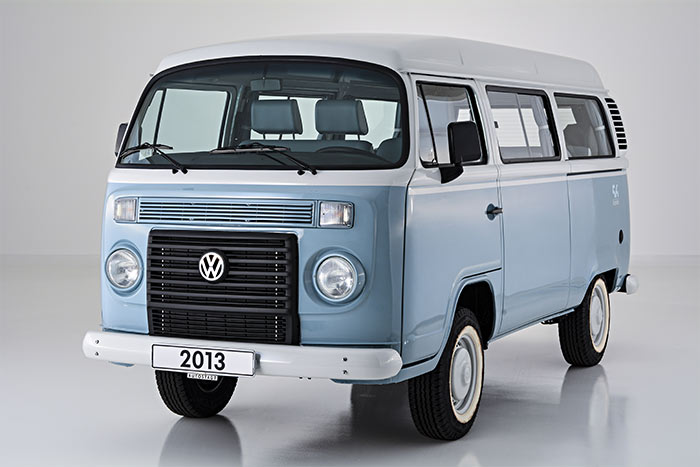 classic days vw do brasil bulli