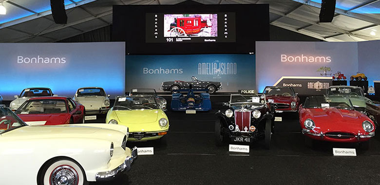 Bonhams neuer Classic Days Partner